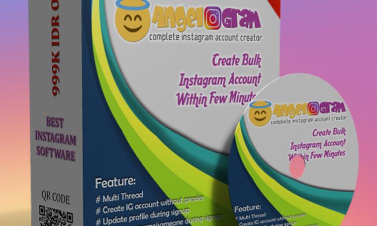 AngelGram Allinone Instagram Software