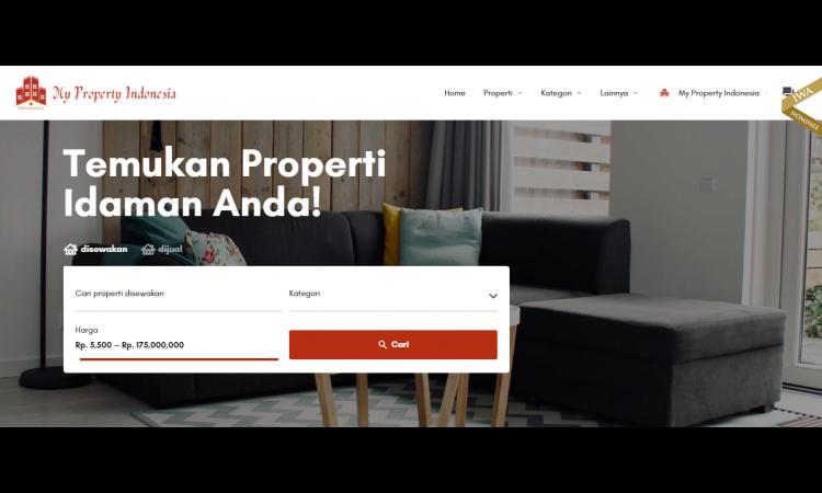 Website Advertising Property di Indonesia
