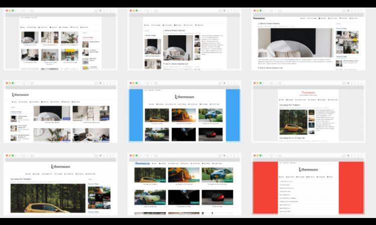 Divira AMP WordPress Theme Bagus Wallpaper CTR Tinggi